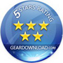 GearDownloads - 5 Stars Rating!